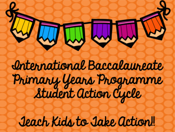 International Baccalaureate PYP Action Cycle