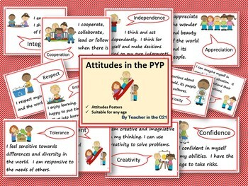 International Baccalaureate PYP Bundle