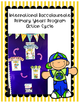 International Baccalaureate  Primary Years Program  Action Cycle
