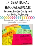 International Baccalaureate Student Postcards