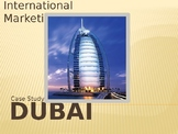 International Business - Case Study - Dubai