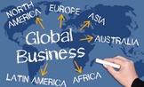 International Business Module BUNDLE 20 LECTURES with Activities