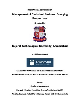 International Conference on Management of Globalized Business