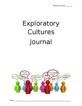 International Cultures Journal