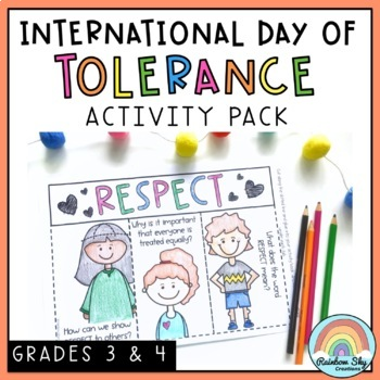 International Day for Tolerance Pack