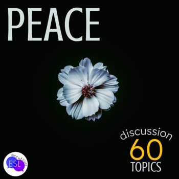 International Day of Peace: Discussion Topic Cards