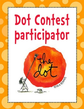 International Dot Day Brag Tag for participation