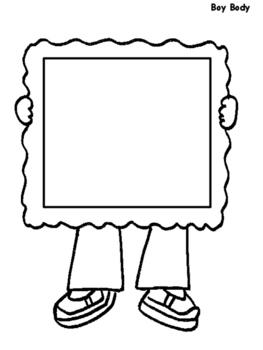 International Dot Day Puppet