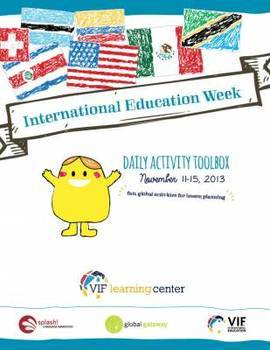 International Education Week - Daily Activity Toolbox