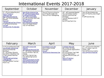 november 2018 calendar events   Physic.minimalistics.co