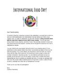 International Food Day Activity