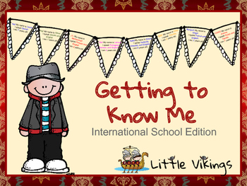 Getting to Know Me - International