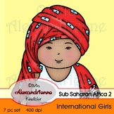 International Girls-Sub Saharan Africa 2