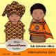 International Girls-Sub Saharan Africa
