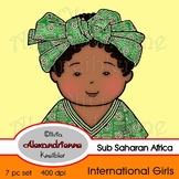 International Girls-Sub Saharan Africa