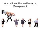International Human Resource Management (International Business)