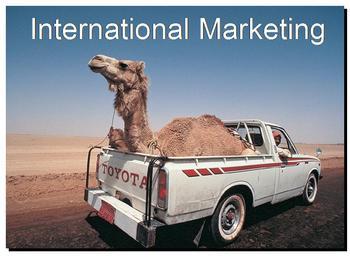 International Marketing Syllabus. Why Go Global