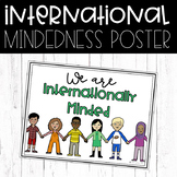 International Mindedness Poster • IB PYP