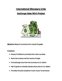 International Money Mini-Project