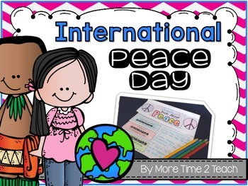 International Peace Day {FREEBIE}
