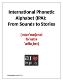 International Phonetic Alphabet (IPA): From Sounds to Stor