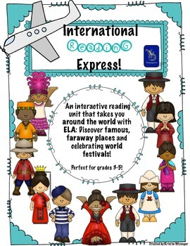 International Reading Express:An Interactive Reading Unit Around the World