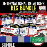 International Relations Bundle  (Civics and Government BUNDLE)