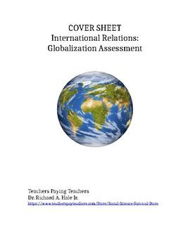 International Relations Globalization Assessment
