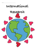 International Research Questionaire