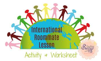 International Roommate Diversity Lesson