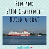 STEM Activity: Boat Design Challenge Finland Edition