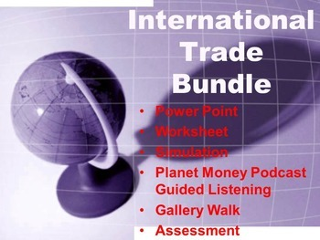 International Trade Bundle