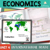 International Trade Economics Complete Unit