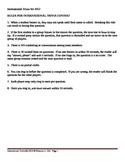 International Trivia Question Set, 2012 edition