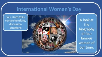 International Women's Day- 2017