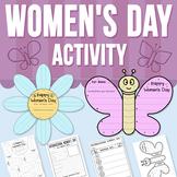 International Women's Day Activity