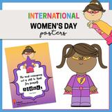 International Women's Day Printables