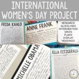International Women's Day Project