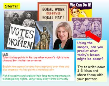 International Women's Day - Women's Rights