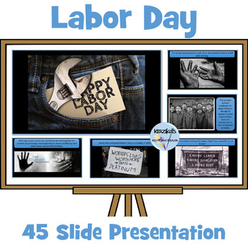 International Workers' Day / Labor Day - 47 Slide Presentation