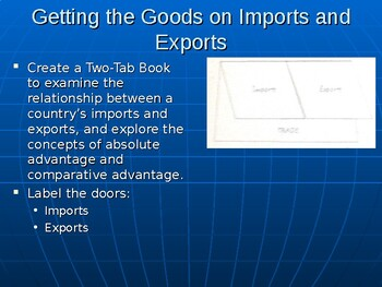 International and Global Economics: Financing and Trade Deficits