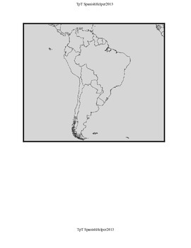 Internet Activities with Map Quest for the Spanish Class