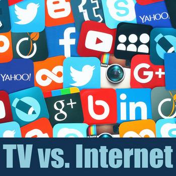 Marketing Lesson Internet vs. TV Advertising