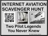 Internet Aviation Scavenger Hunt—Two Pilot Legends You Never Knew
