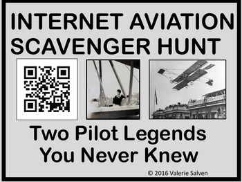 Internet Aviation Scavenger Hunt—Two Pilot Legends You Never Knew