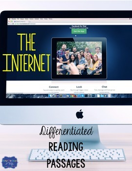 Internet Differentiated Reading Passages