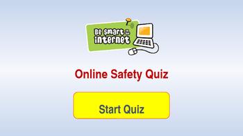 Internet E Safety Quiz