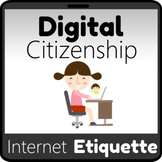 Internet Etiquette –Digital Citizenship Series | Interacti