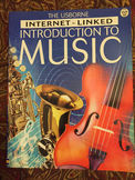 Internet-Linked Introduction to Music by Usborne