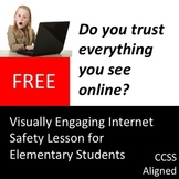 Website Reliability & Internet Safety ICT Lesson